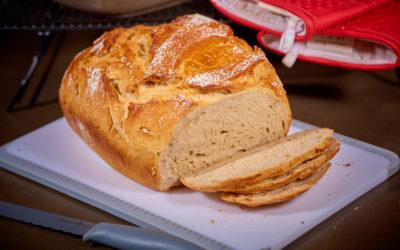 Friss dich Dumm Brot