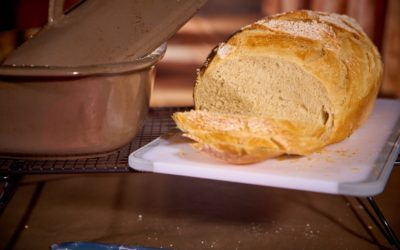 Französisches Weißbrot